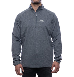 Rock Family of Companies 1/2 Zip Pullover (Men's Fit)