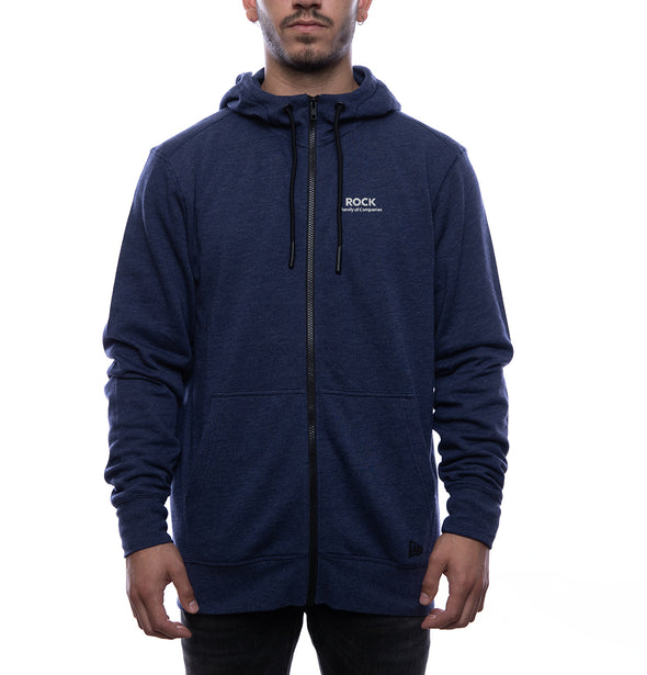 Rock Family of Companies New Era Zip-Up Hoodie (Men's Fit)