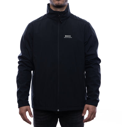 Rock Family of Companies Soft Shell Jacket (Men's Fit)