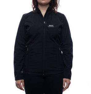 Rock Family of Companies Soft Shell Jacket (Women's Fit)