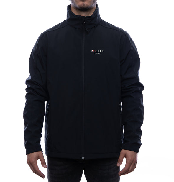 Rocket Homes Soft Shell Jacket (Men's Fit)