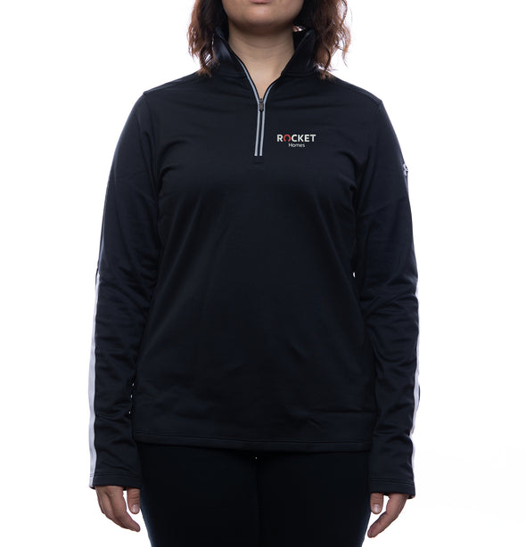Rocket Homes Under Armour Qualifier 1/4 Zip Pullover (Women's Fit)