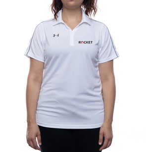 Under Armour Rocket Tech Polo (Women's Fit)