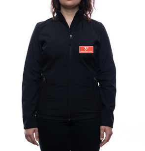 FOC Logo Soft Shell Jacket (Women's Fit)