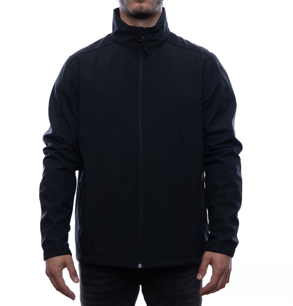 FOC Logo Soft Shell Jacket (Men's Fit)
