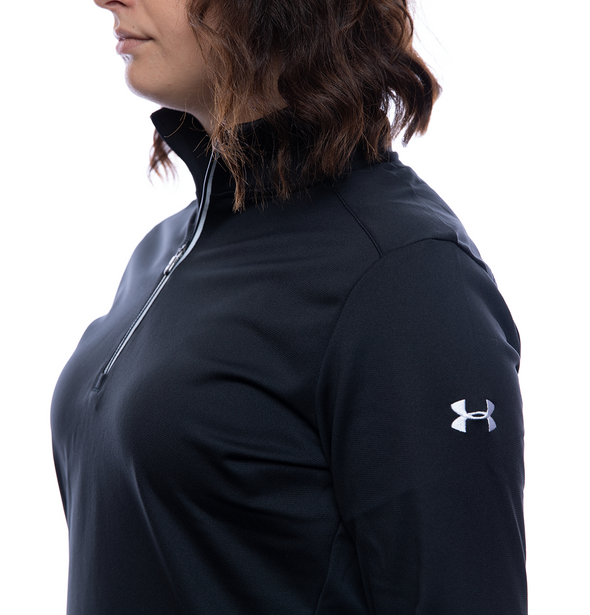 Under Armour Rocket Qualifier 1/4 Zip Pullover (Women's Fit)
