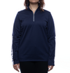 Under Armour FOC Logo Qualifier 1/4 Zip Pullover (Women's Fit)