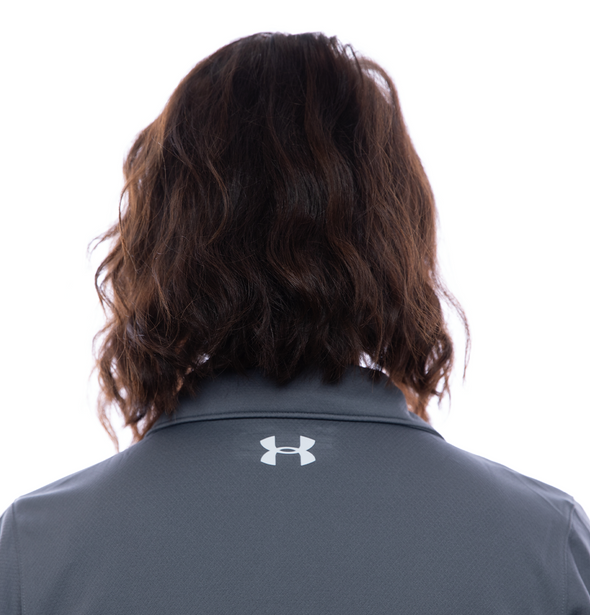 Under Armour Rock Central Logo Tech Polo (Women's Fit)