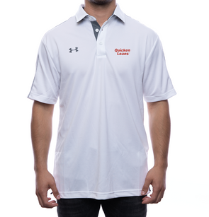 Quicken Loans Under Armour Tech Polo (Men's Fit)