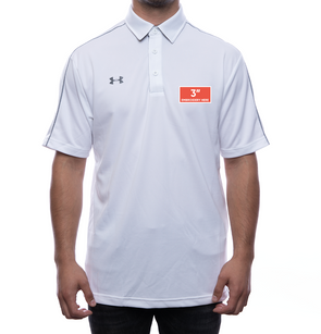 Under Armour FOC Logo Tech Polo (Men's Fit)