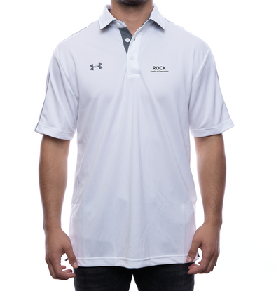 Rock Family of Companies Under Armour Rocket Tech Polo (Men's Fit)
