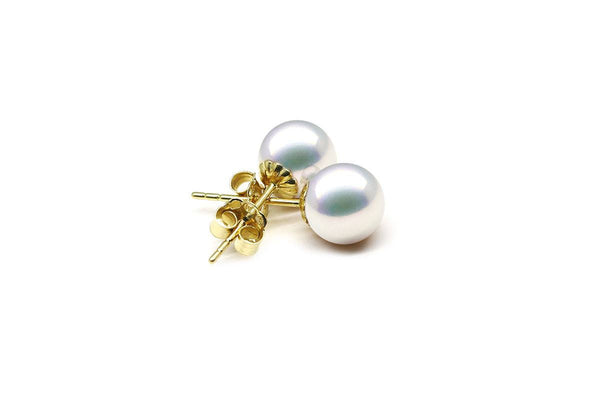 Akoya Pearl Earrings-Kyllonen