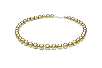 Fancy Gold South Sea Gold Necklace - Kyllonen
