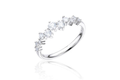 Shift Diamond Ring Angle