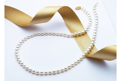 Freshwater Pearl Strand: Small-Kyllonen