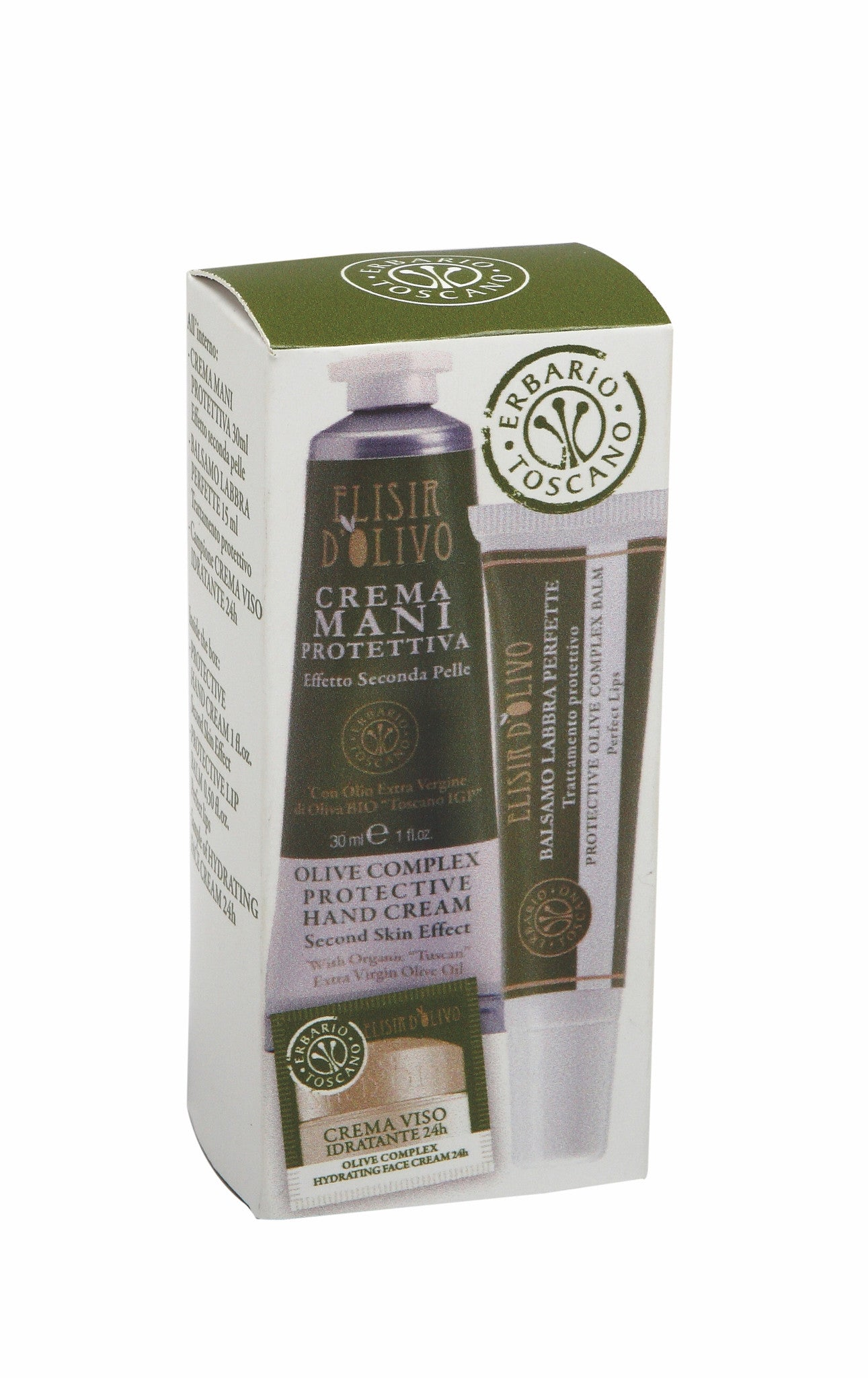 Olive Oil Moisturizing Gift Set
