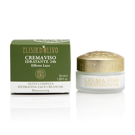 Olive Oil Moisturizing 24-Hour Face Cream