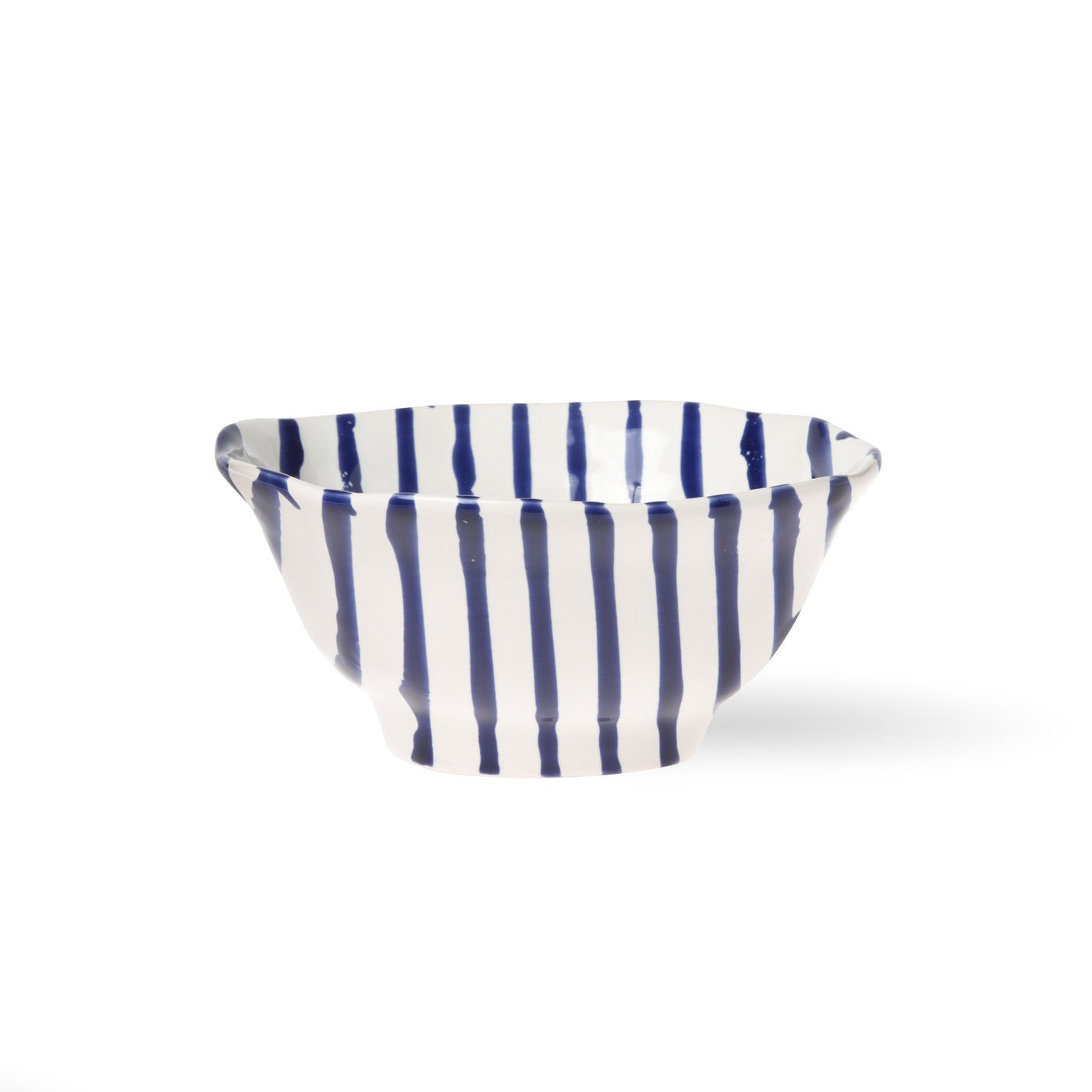 Seaside Stripe Berry Bowl