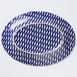 Seaside Net Medium Oval Platter