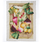 La Cucina Beet Root Kitchen Towel