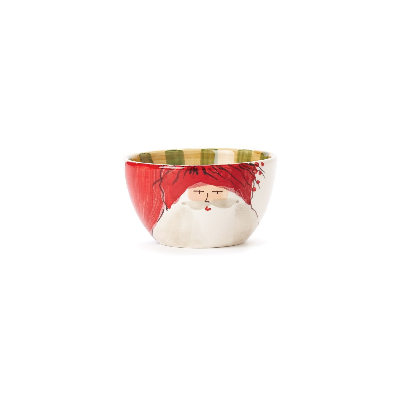 Old St Nick Cereal Bowl