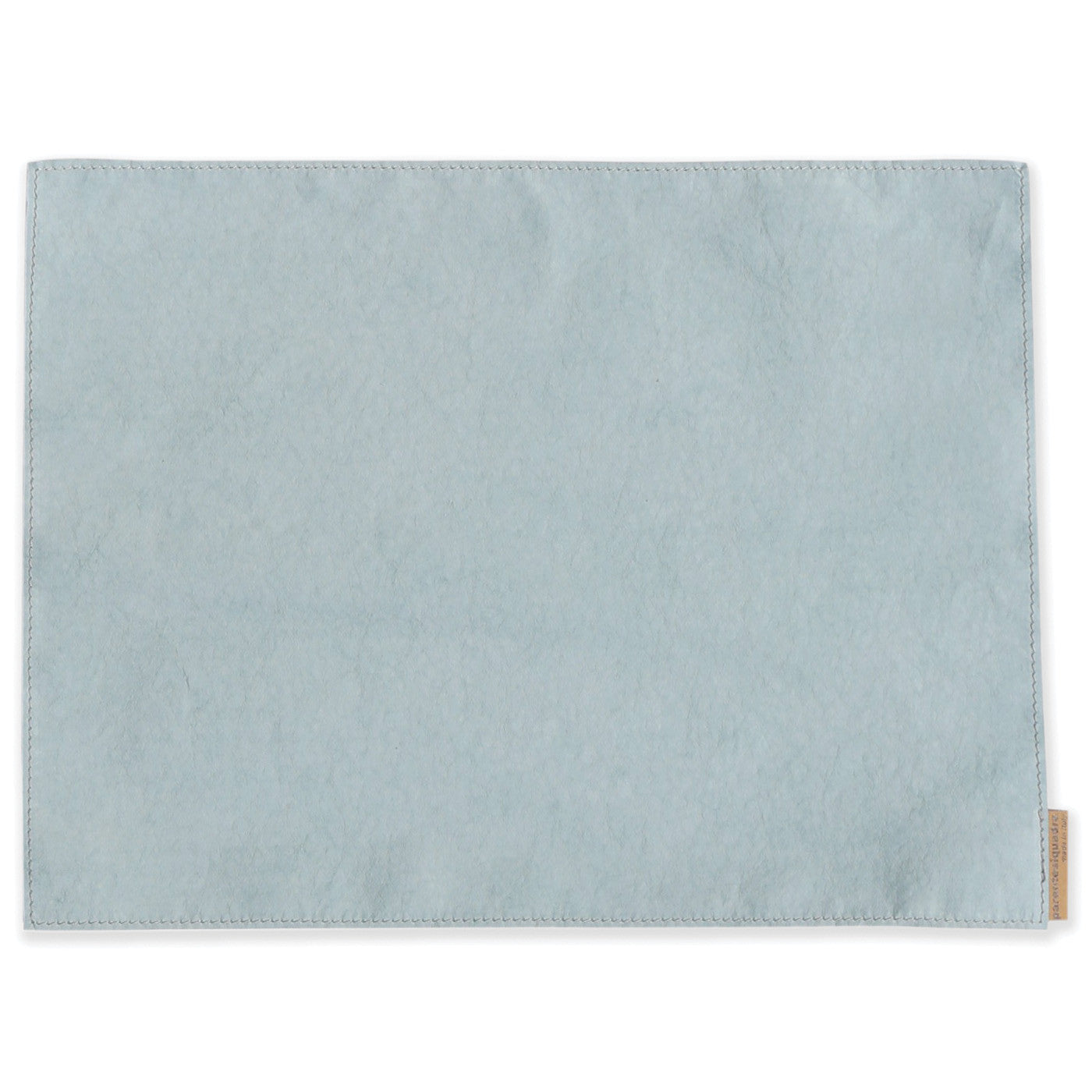 Aqua Paper Placemats (Set of 4)