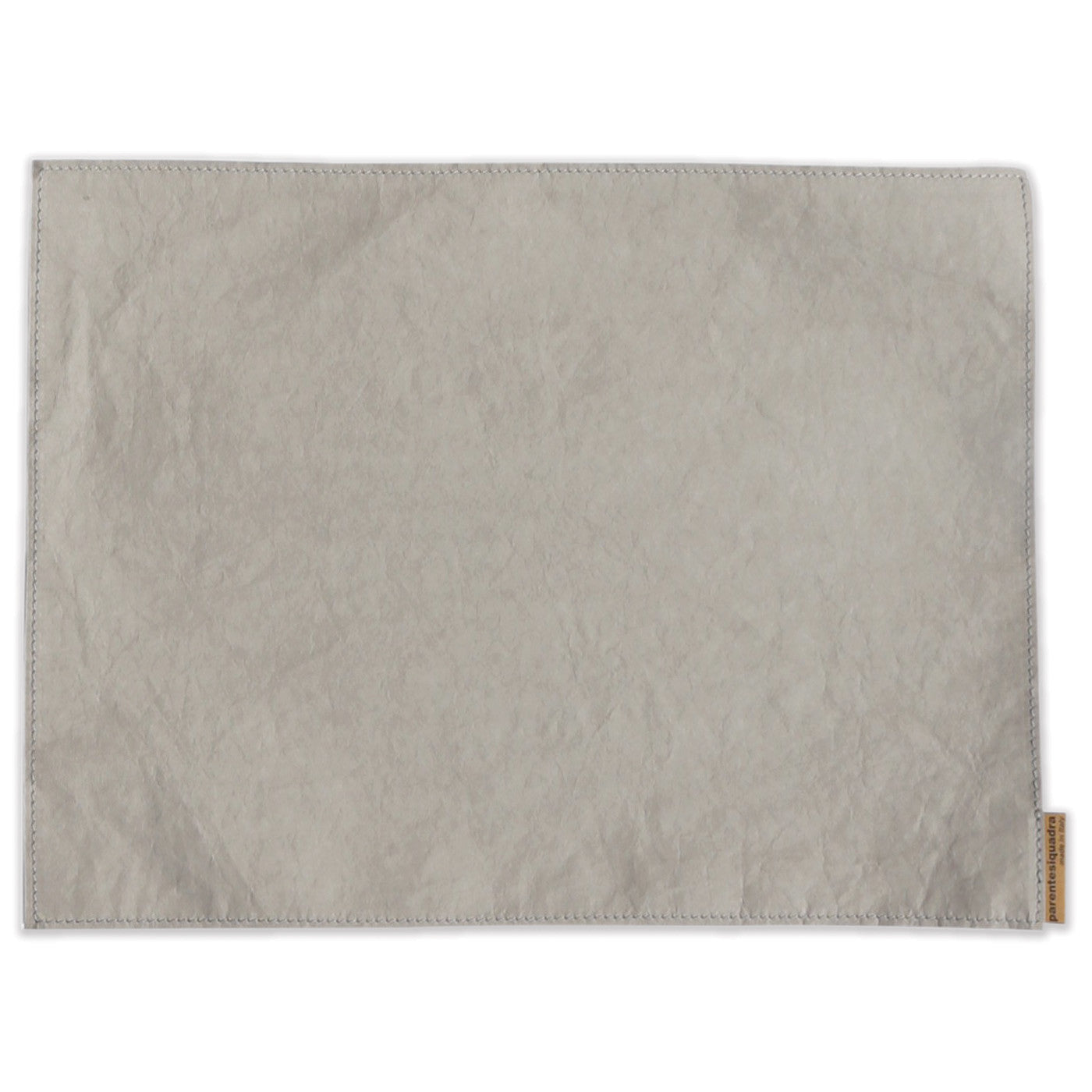 Gray Paper Placemats (Set of 4)