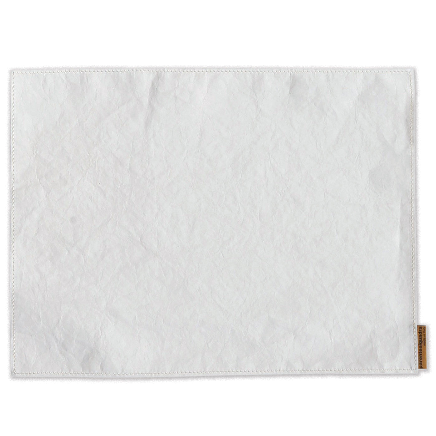 White Paper Placemats (Set of 4)