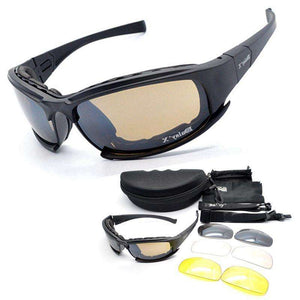 X7 Polarized Shatterproof Sunglasses - Vibe Plaza FREE Shipping Flash Sale Limited Stock