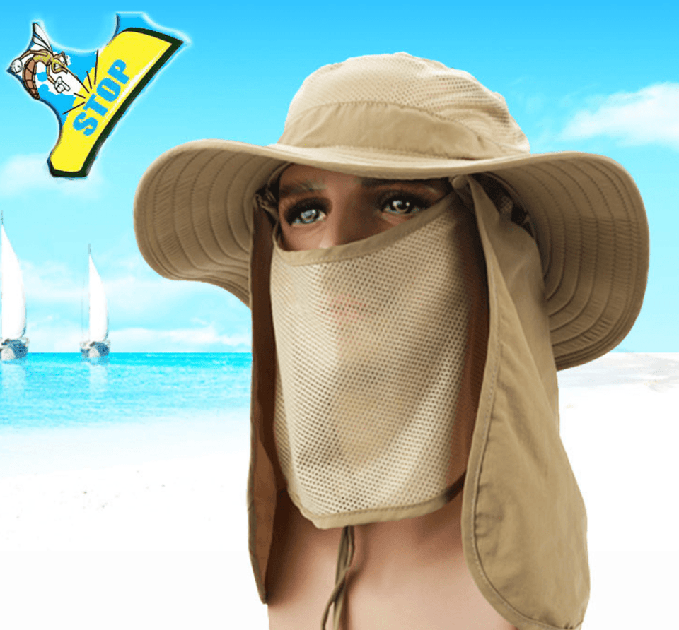 a654f5fe670 ... Summer Outdoor Sun Protection Bucket Hat - Vibe Plaza FREE Shipping  Flash Sale Limited Stock ...