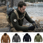 Outdoor Tactical Fleece Jacket - Vibe Plaza FREE Shipping Flash Sale Limited Stock