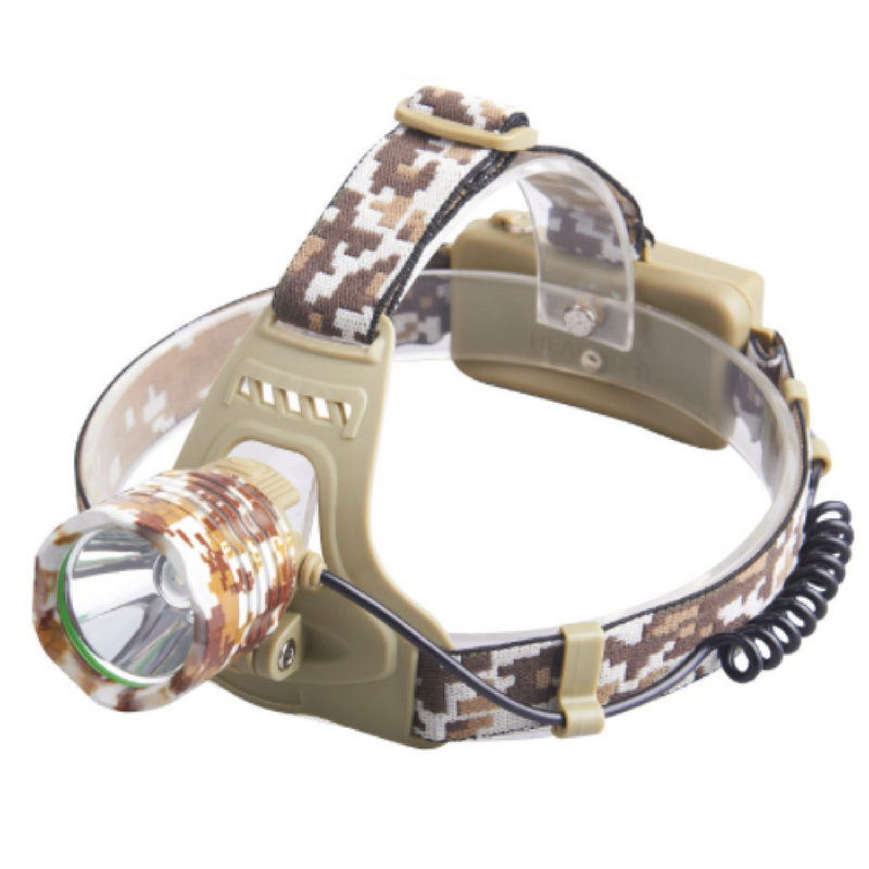 CAMO LIGHT™ 4000 LUMEN TACTICAL HEADLAMP - Vibe Plaza FREE Shipping Flash Sale Limited Stock