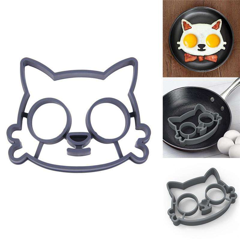 Kitty Bacon & Egg Shaper - Vibe Plaza FREE Shipping Flash Sale Limited Stock