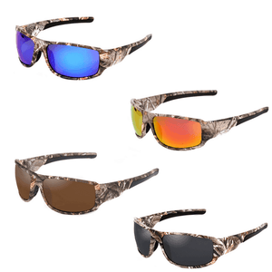 Camouflage Frame Polarized UV400 Sunglasses - Vibe Plaza FREE Shipping Flash Sale Limited Stock