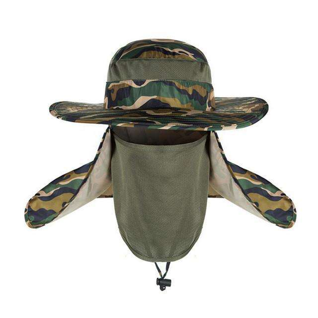 2fe02fff676 Summer Outdoor Sun Protection Bucket Hat - Vibe Plaza FREE Shipping Flash  Sale Limited Stock ...