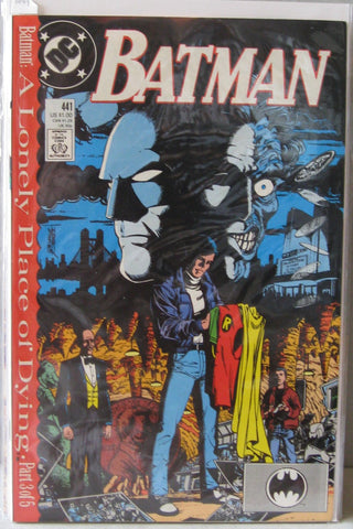 Batman: A Lonely Place of Dying Part 3 of 5