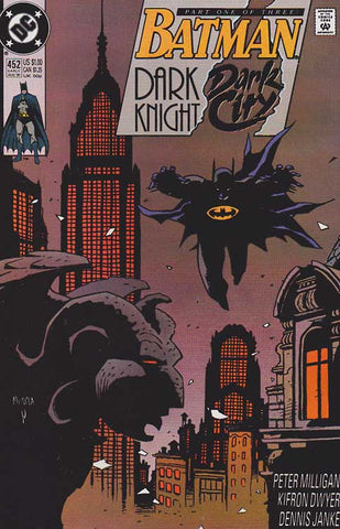 Batman Dark Knight / Dark City #452 Part 1 of 3