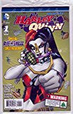 Harley Quinn The New 52! Annual Special Rub 'N Smell Hand Grenade #1