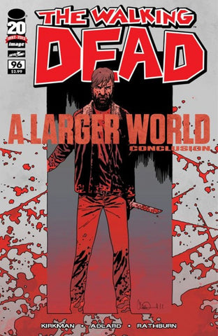 The Walking Dead #96 A Larger World Conclusion