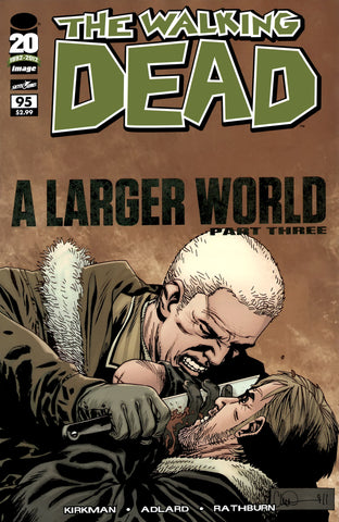 The Walking Dead #95 A Larger World Part Three