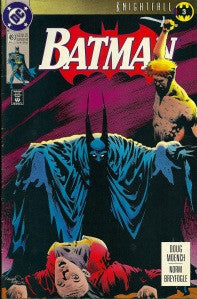Batman Knightfall #3