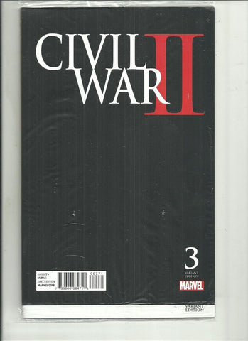Civil War II #3 Variant