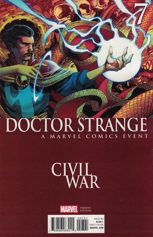 Doctor Strange Civil War A Marvel Comics Event Variant