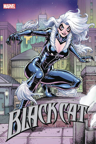 BLACK CAT ANNUAL #1 NAUCK VARIANT