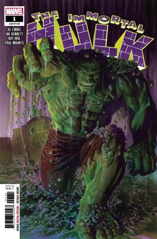 The Immortal Hulk #1 (1st Printing)
