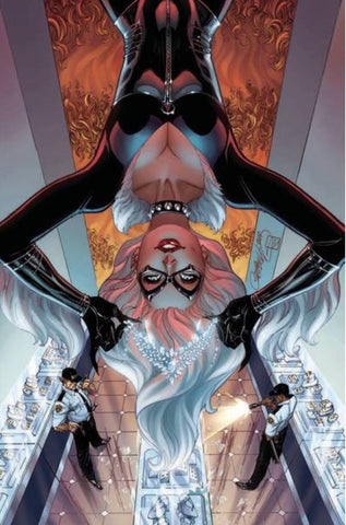 Black Cat #2 Virgin Variant 1:50 Scott Campbell