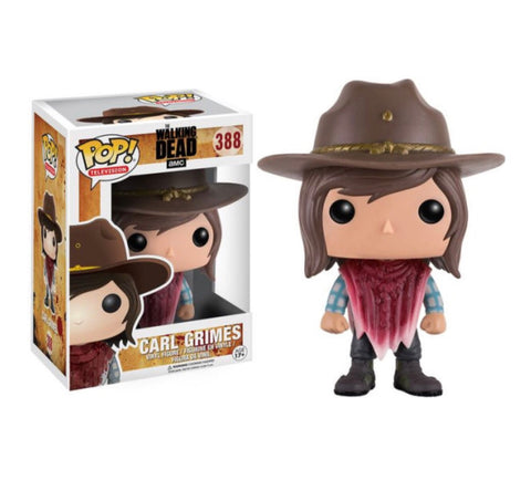 Carl Grimes #97 Walking Dead Funko Pop