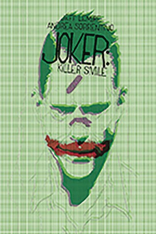 DF JOKER KILLER SMILE #1 CGC GRADED 9.8