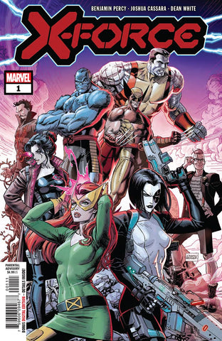 X-FORCE #1 DX