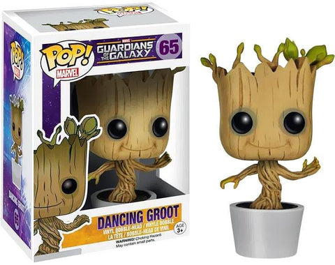 Dancing Groot #65 Guardians of the Galaxy